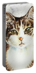 Beloved Cat Portable Battery Charger