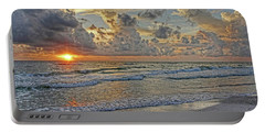 Beloved - Florida Sunset Portable Battery Charger