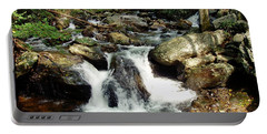 Below Anna Ruby Falls Portable Battery Charger
