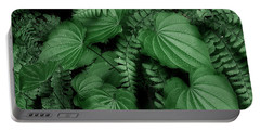 Below The Canopy Portable Battery Charger by Mike Eingle