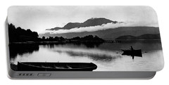 Ben Lomond From Luss Portable Battery Charger