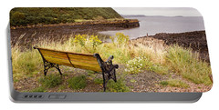 Bench At The Bay Portable Battery Charger