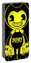 Bendy And The Ink Machine Portable Battery Charger