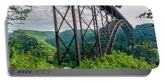 Beneath New River Gorge Bridge Portable Battery Charger