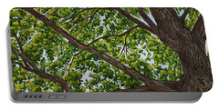 Beneath The Boughs Portable Battery Charger