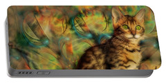 Bengal Kitten Portable Battery Charger
