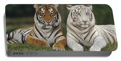 Bengal Tiger Team Portable Battery Charger