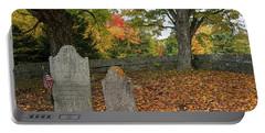 Benjamin Butler Grave Portable Battery Charger