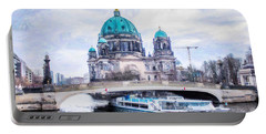 Berliner Dom Portable Battery Charger