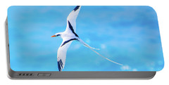 Bermuda Longtail Close-up Portable Battery Charger