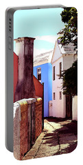 Bermuda Street Scene-study#6 Portable Battery Charger
