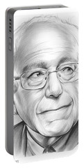 Bernie Sanders Portable Battery Charger