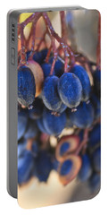 Berries Blue Too Portable Battery Charger