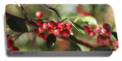 Berry Delight Portable Battery Charger