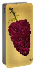 Berry Good Portable Battery Charger by Rand Swift