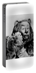Cowardly Lion In The Wizard Of Oz Portable Battery Charger
