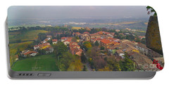 Bertinoro View -romagna Portable Battery Charger