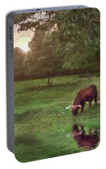 Portable Battery Charger featuring the photograph Beside Still Waters by Mark Fuller