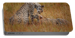 Cheetah Portable Battery Chargers