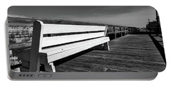 Bethany Beach Boardwalk Portable Battery Charger