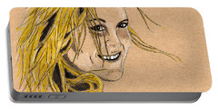 Bethany Hamilton Portable Battery Charger
