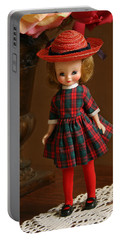 Betsy Doll Portable Battery Charger
