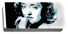 Bette Davis Portable Battery Charger