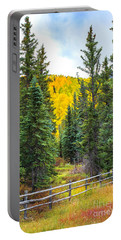 Between Pines Portable Battery Charger