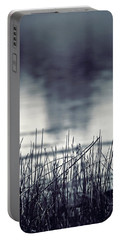 Portable Battery Charger featuring the photograph Between The Waters by Trish Mistric