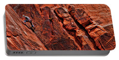 Between Two Cliffs Portable Battery Charger