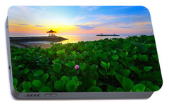 Portable Battery Charger featuring the photograph Beyond Beauty  by Kadek Susanto