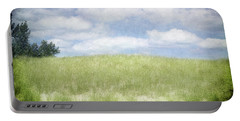 Beyond The Grassy Dune Portable Battery Charger
