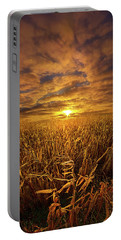 Beyond The Harvest Portable Battery Charger by Phil Koch