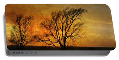 Portable Battery Charger featuring the photograph Beyond The Horizon by Jan Amiss Photography