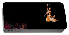 Bharatanatyam Portable Battery Charger