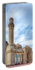 Portable Battery Charger featuring the photograph Bibi-heybat Mosque by Fabrizio Troiani
