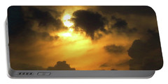 Biblical Sunset Portable Battery Charger