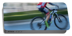 Bicycle Race Portable Battery Charger
