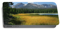 Autumn At Bierstadt Lake Portable Battery Charger