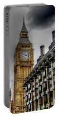 Big Ben And Parliament Portable Battery Charger