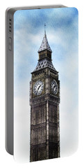 Big Ben, Parliament, London Portable Battery Charger