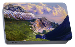 Portable Battery Charger featuring the photograph Big Bend by John Poon