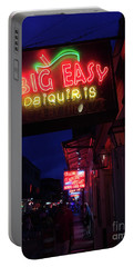 Big Easy Sign Portable Battery Charger
