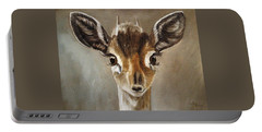 Big Eyes Dik-dik Portable Battery Charger