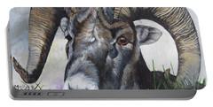 Big Horned Sheep Portable Battery Charger