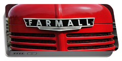 Big Red Farmall Portable Battery Charger