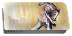 Big Red  Kangaroo Portable Battery Charger