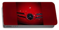Mercedes Benz Emblem Portable Battery Chargers