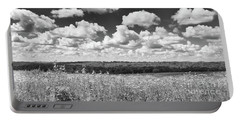 Portable Battery Charger featuring the photograph Big Sky - Wisconsin  by Ricky L Jones