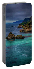 Portable Battery Charger featuring the photograph Big Sur Coastline by Joseph Hollingsworth